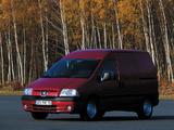 Peugeot Expert Van 2004–07 pictures