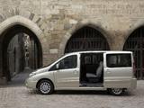 Peugeot Expert Tepee 2007–12 photos