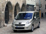 Peugeot Expert Tepee 2007–12 pictures