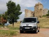 Peugeot Expert Van 2007–12 wallpapers
