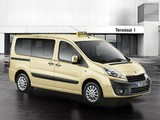 Peugeot Expert Tepee Taxi 2012 images
