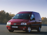Photos of Peugeot Expert Van 2004–07