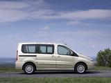 Photos of Peugeot Expert Tepee 2007–12