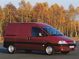 Pictures of Peugeot Expert Van 2004–07