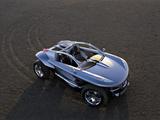 Peugeot Hoggar Concept 2003 images