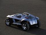 Peugeot Hoggar Concept 2003 pictures