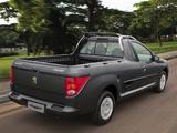 Peugeot Hoggar XR 2010 pictures