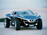 Pictures of Peugeot Hoggar Concept 2003