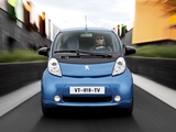 Peugeot iOn EV 2009 wallpapers