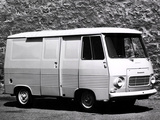 Peugeot J7 Van 1965–80 photos