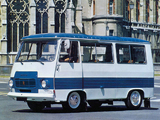Peugeot J7 Wagon 1965–80 wallpapers