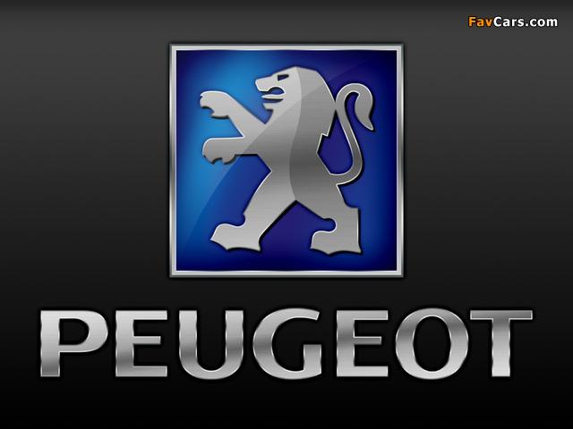Peugeot wallpapers (640 x 480)