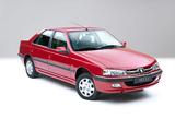 Peugeot Pars 1999 images