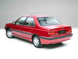 Peugeot Pars 1999 pictures