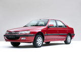 Peugeot Pars 1999 wallpapers