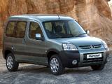 Images of Peugeot Partner ZA-spec 2002–08