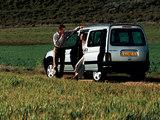 Images of Peugeot Partner 2002–08