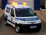Images of Peugeot Partner Assistance Van 2002–08