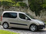 Images of Peugeot Partner Tepee 2008–12