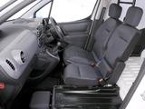 Images of Peugeot Partner Van ZA-spec 2008–12