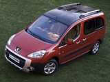 Images of Peugeot Partner Tepee Outdoor Pack 2010