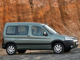 Peugeot Partner ZA-spec 2002–08 images