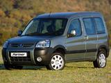 Peugeot Partner ZA-spec 2002–08 photos