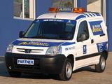 Peugeot Partner Assistance Van 2002–08 photos