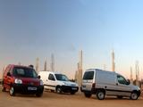 Peugeot Partner Van ZA-spec 2002–08 photos