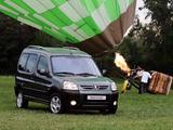 Peugeot Partner 2002–08 pictures