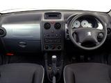 Peugeot Partner ZA-spec 2002–08 pictures