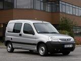 Peugeot Partner Combi 2002–08 wallpapers