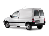 Peugeot Partner Van 2002–08 wallpapers