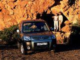 Peugeot Partner 2002–08 wallpapers