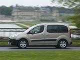 Peugeot Partner Tepee 2008–12 images