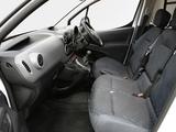 Peugeot Partner Van UK-spec 2008–12 images