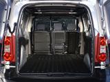 Peugeot Partner Van 2008–12 photos