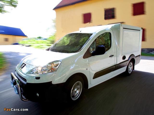 Peugeot Partner Boxline 2008 pictures (640 x 480)
