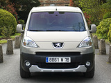 Peugeot Partner Tepee 2008–12 pictures