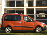 Peugeot Partner Tepee Outdoor Pack 2010 photos
