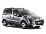 Peugeot Partner Tepee Family 2011 photos