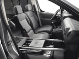 Peugeot Partner Combi 2012 images
