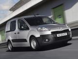 Peugeot Partner Combi 2012 photos