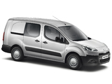 Peugeot Partner Combi Long 2012 pictures