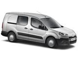 Peugeot Partner Combi Long 2012 pictures