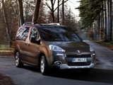 Peugeot Partner Tepee 2012 pictures