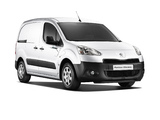Peugeot Partner Van Electric 2013 pictures