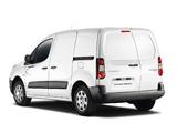 Peugeot Partner Van Electric 2013 pictures