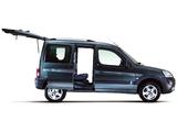 Photos of Peugeot Partner 2002–08