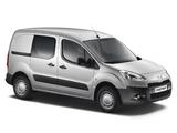 Photos of Peugeot Partner Combi 2012